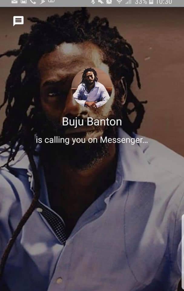 SCAM ALERT: SCAMMERS POSING AS BUJU BANTON 9