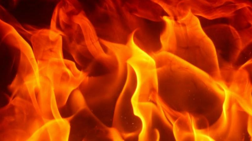 Fire of yet unknown origin gutted the offices of the Jamaica Forum for Lesbians, All-Sexual and Gays (J-Flag) in St Andrew on Sunday night.