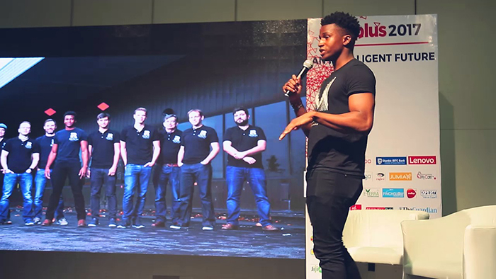 Meet 26 Year Old 'Silas Adekunle', The Highest Paid Robotics Engineer In The World – Video 10