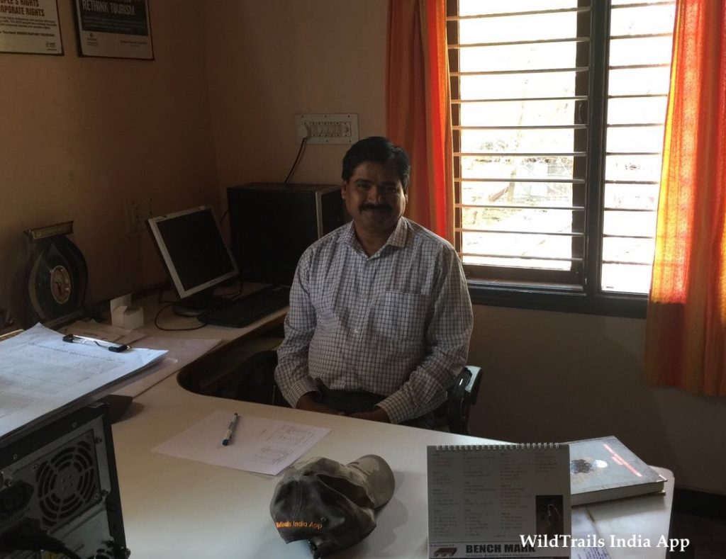 gangaswamy resident manager kabini river lodges by jungle lodges