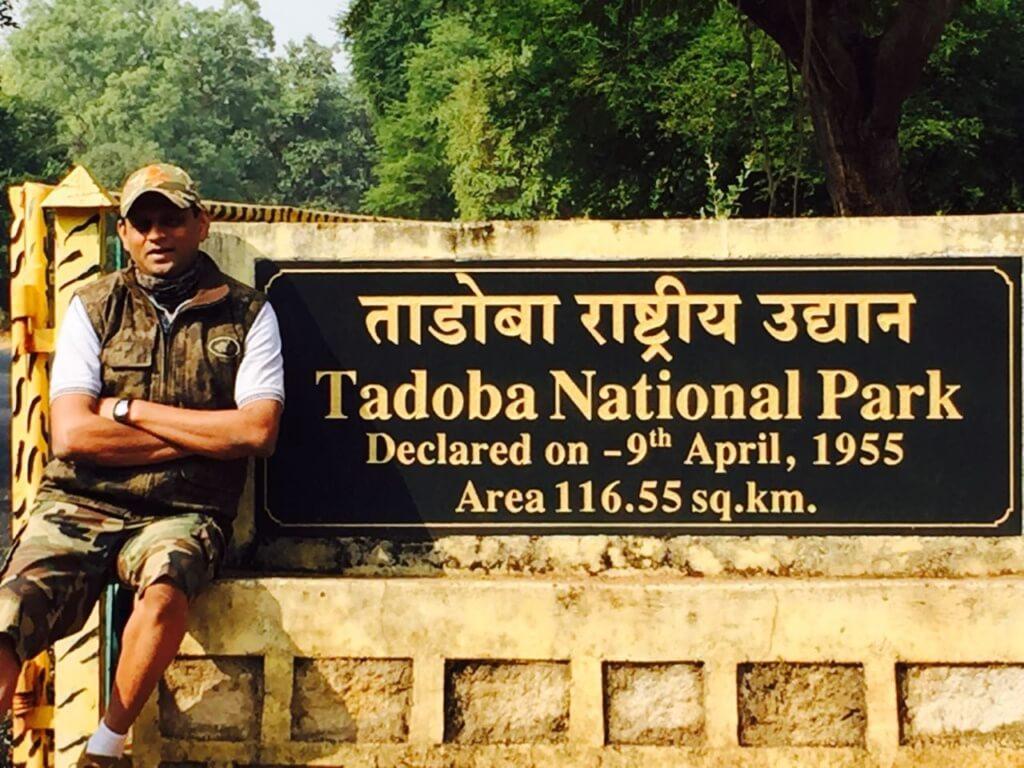 tadoba gate