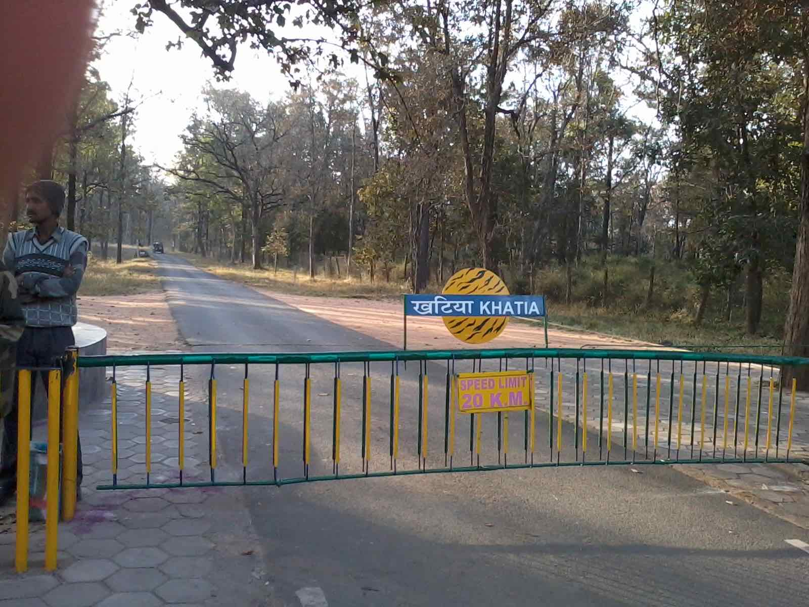 Kanha Safari Entry Gates