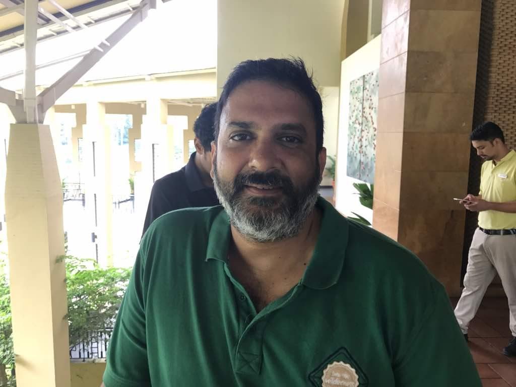 Rajesh Ramakrishnan iWE league