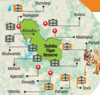 Safari Gates Of Tadoba National Park