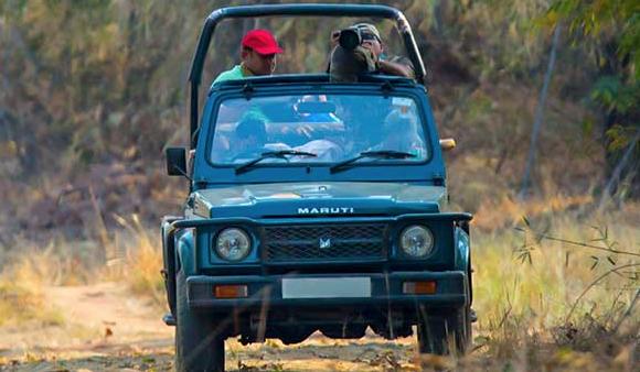 kanha safari tariff