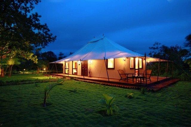 Pench Tiger Reserve Resorts
