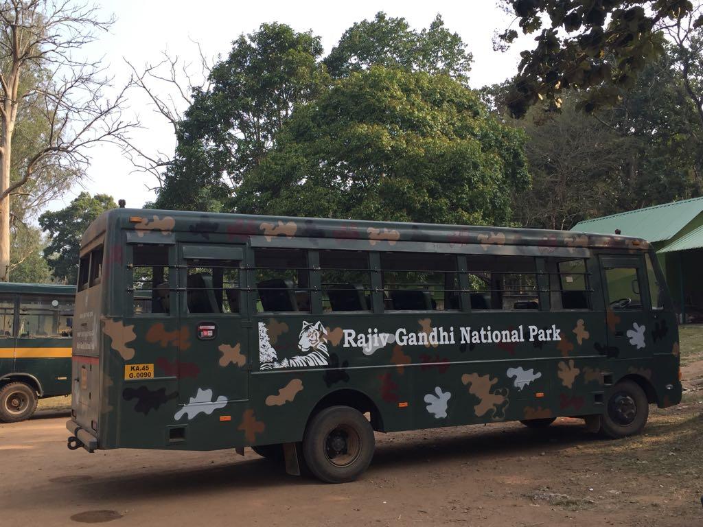 Kabini Nagarhole Safari Timings