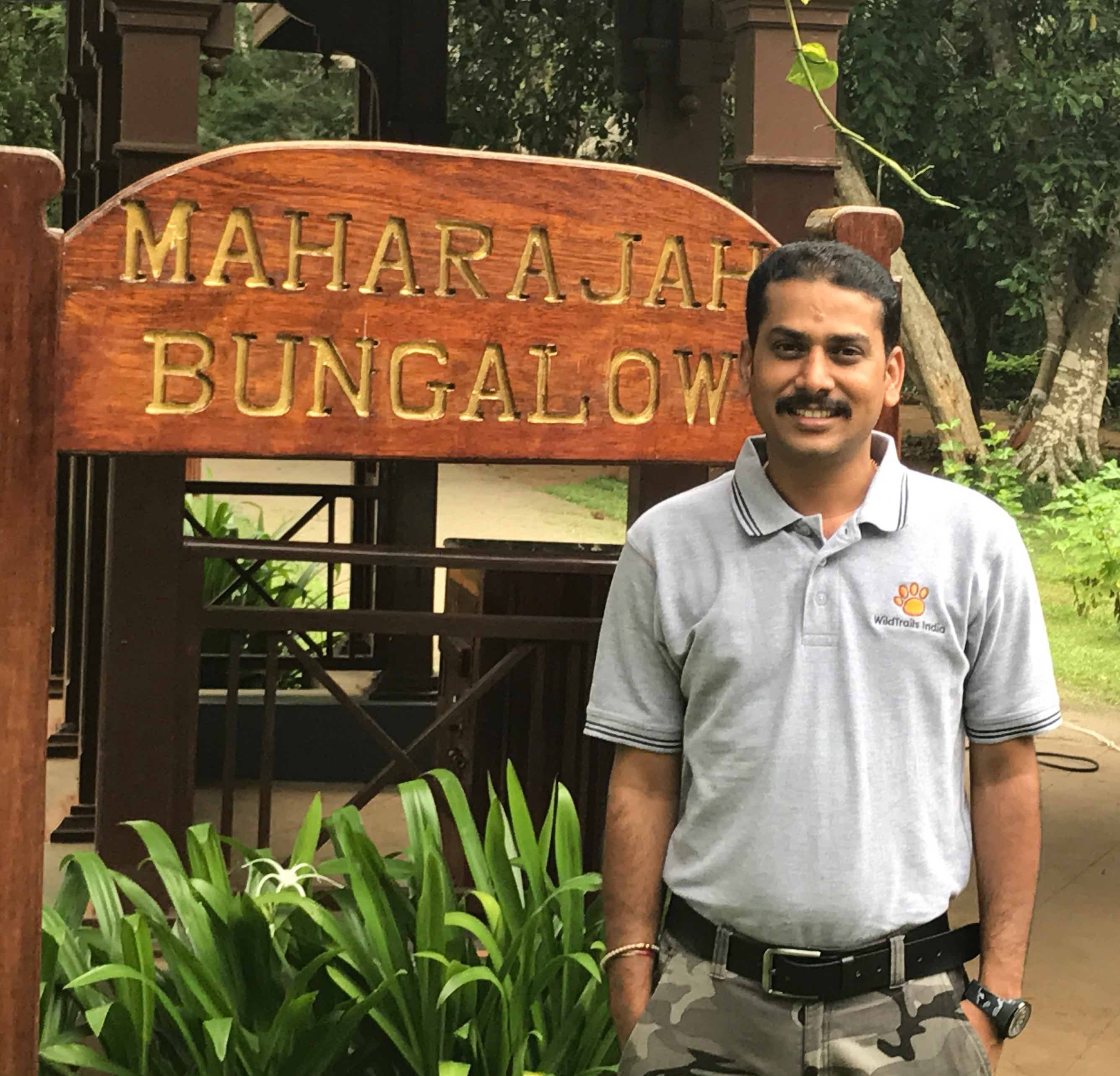 mr kabini prasanna gowda wildtrails india