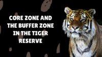 Core Zone and Buffer Zone