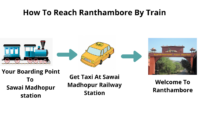 How To Reach Ranthambore By Train