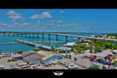 Vilano Beach Bridge & Fishing Pier