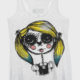 MIGDALIA Lady of the Dead Tank top