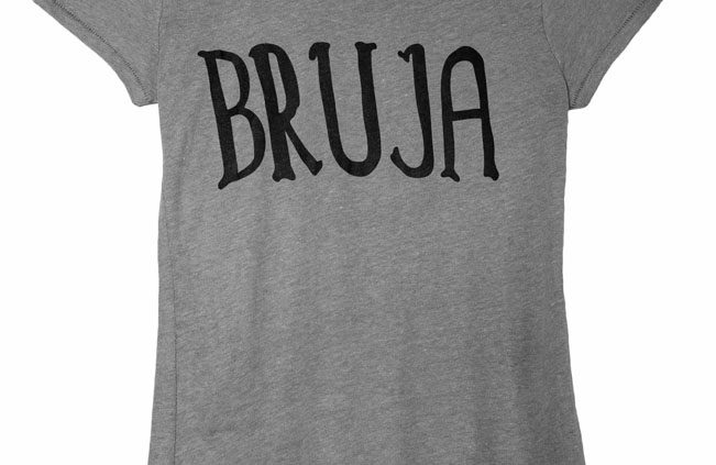 Bruja Witch Graphic Tee