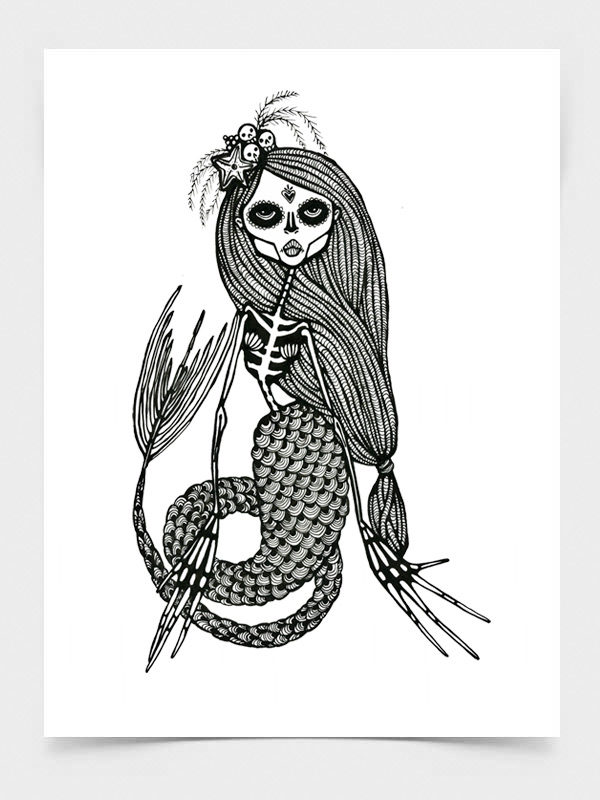 Migdalia Doll, Tori. Dead Mermaid