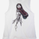 tattoo girl tank top