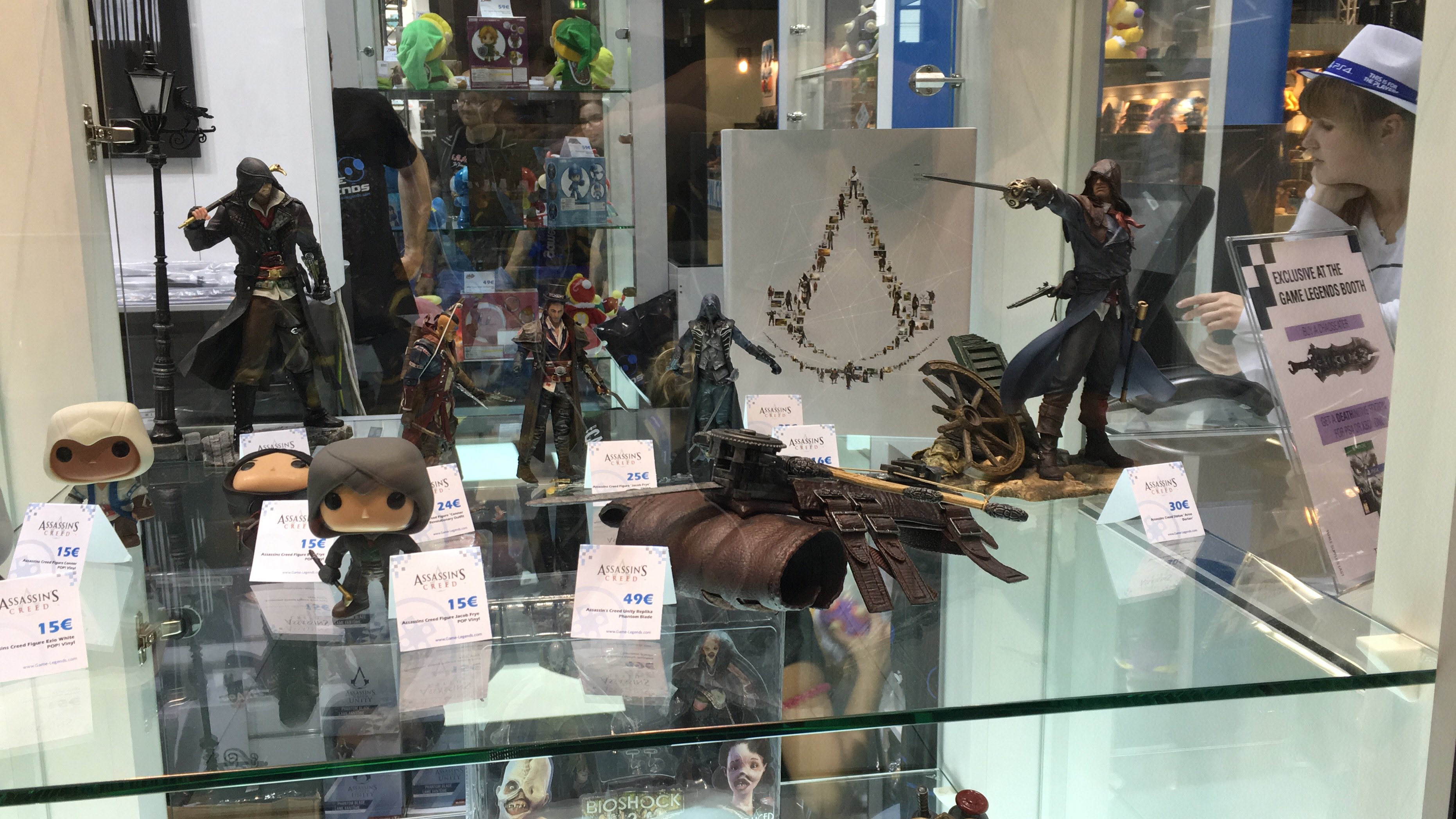 Assassin's Creed Merchandise