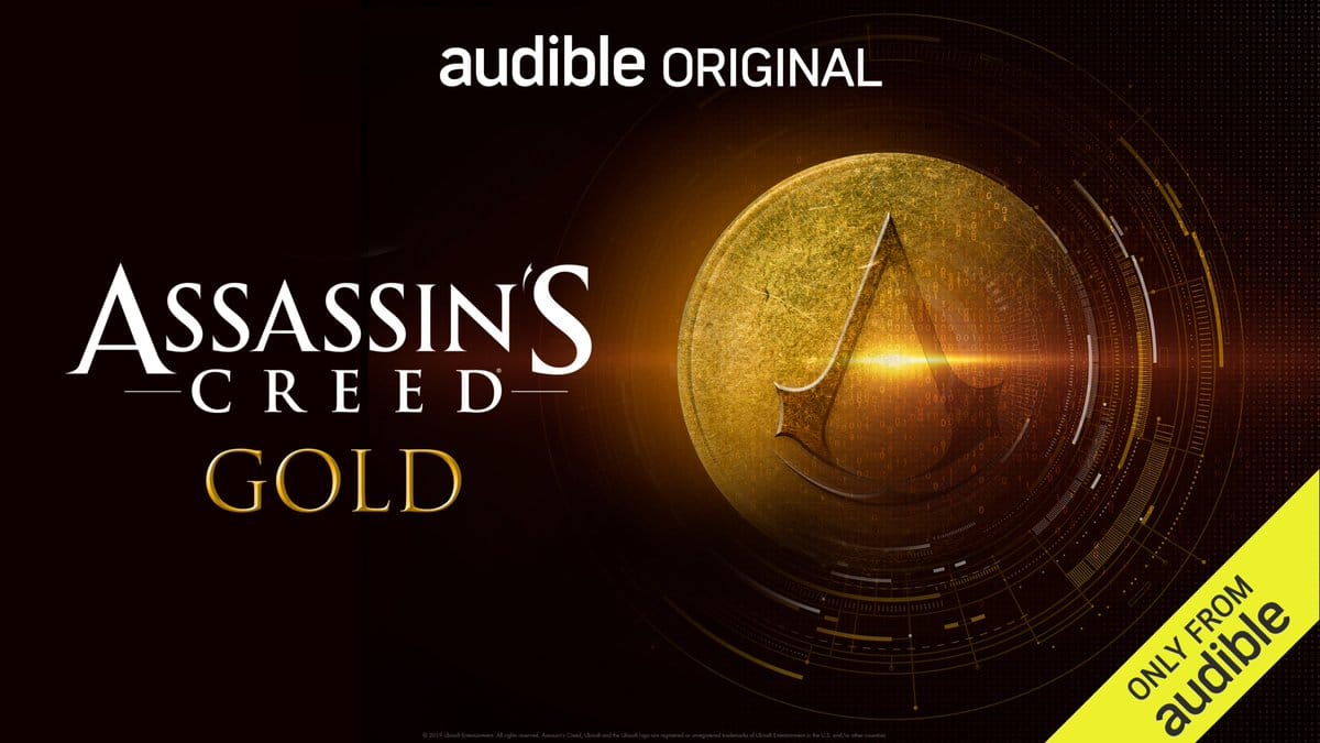 Ubisoft Announces Drama: Assassin's Creed: Gold from Audible