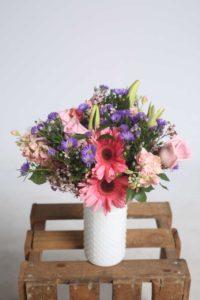 RFM bloom club rubia flower delivery