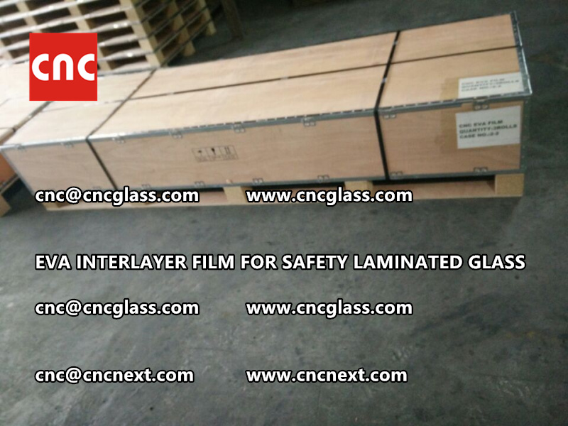 EVA INTERLAYER FILM FOR LAMINATED GLASS SAFETY GLAZING (13)