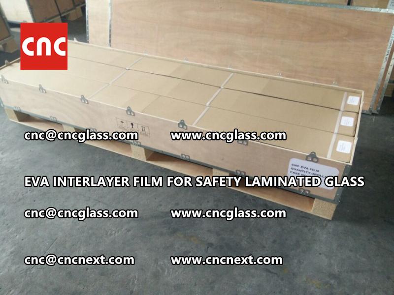 EVA INTERLAYER FILM FOR LAMINATED GLASS SAFETY GLAZING (6)