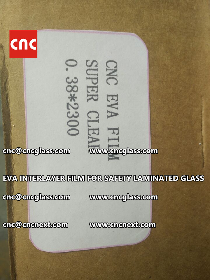 EVA INTERLAYER FILM FOR LAMINATED GLASS SAFETY GLAZING (8)