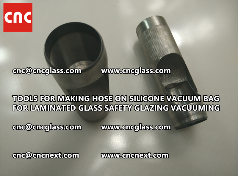 TOOLS FOR MAKING HOSE IN THE SILICONE VACUUM BAG (11)