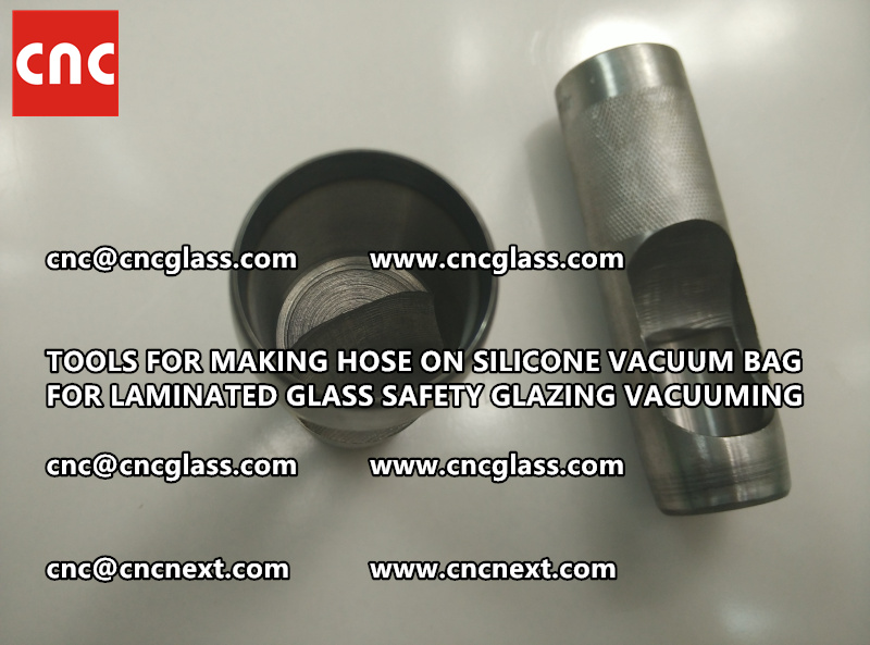 TOOLS FOR MAKING HOSE IN THE SILICONE VACUUM BAG (21)
