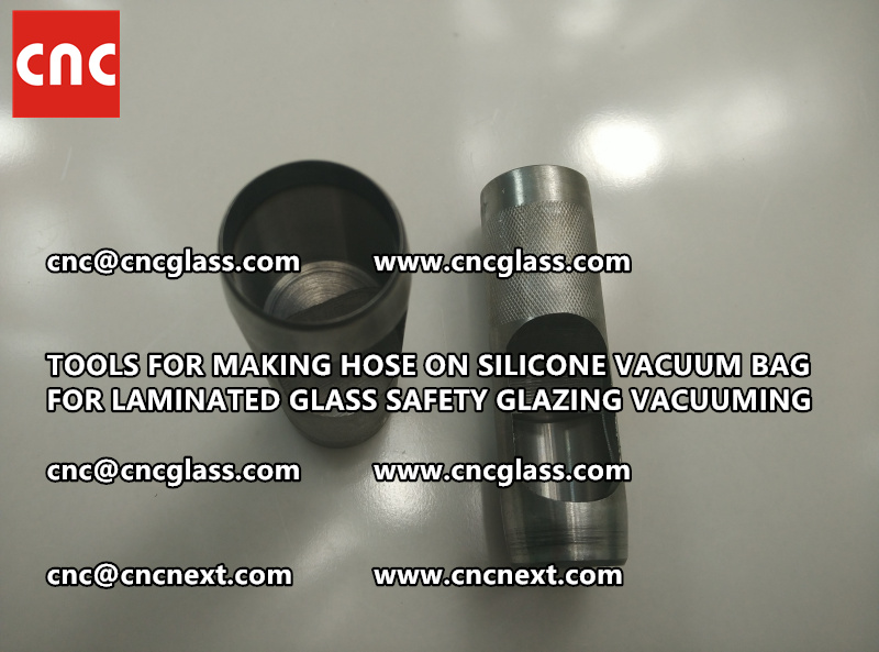 TOOLS FOR MAKING HOSE IN THE SILICONE VACUUM BAG (24)