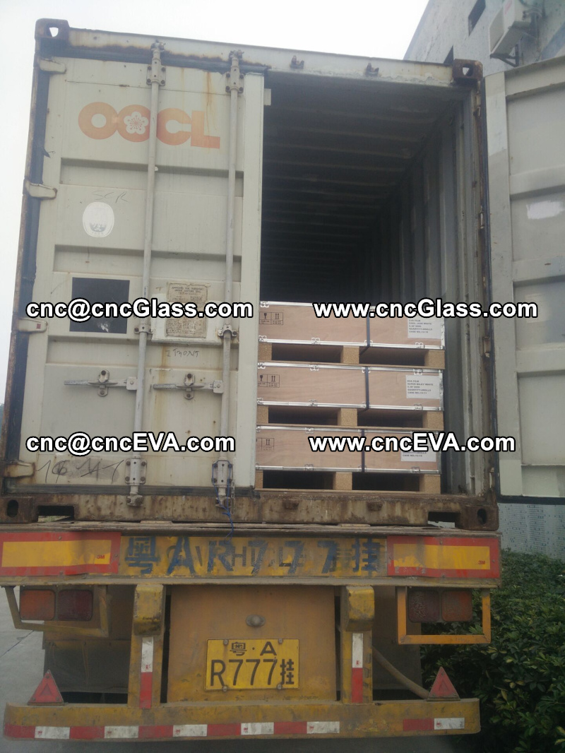 plywood case packing for eva interlayer film shipping by sea (2)