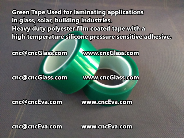 High temperature resistant, good insulation, and no residue of glue in coating process (2)