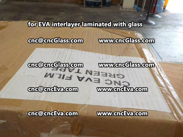 glass eva film packing for shipping by sea (2)