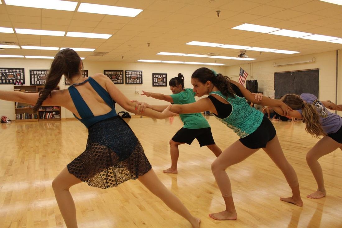 creative arts choreography