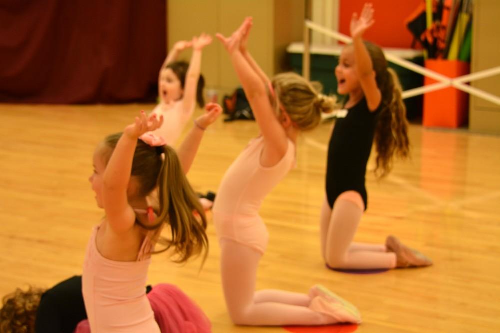 Kids Ballet Classes