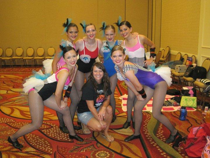 Competitive Dance Studio