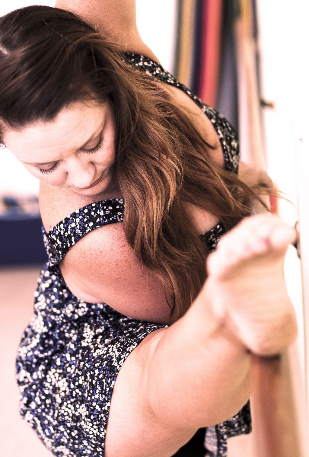 Choreographer and Dance Studio Owner Shannon Thomas