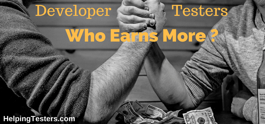 software testing, software developer, software tester vs developer