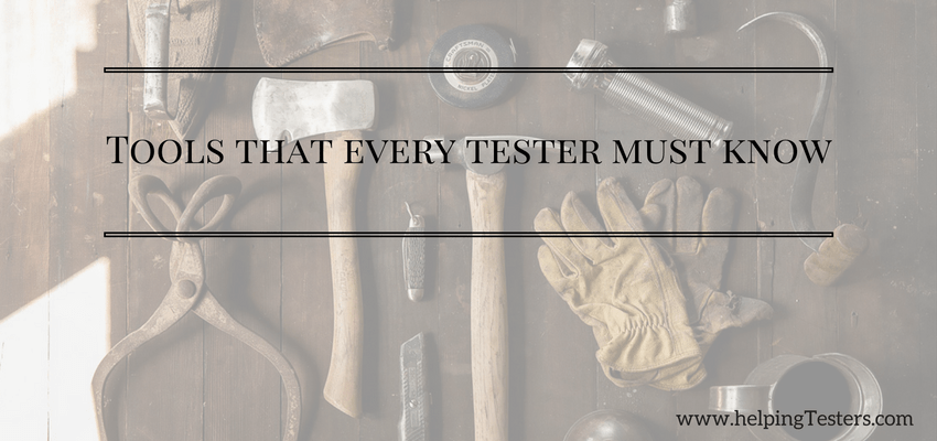 Screenshot and recording tools that every tester must know
