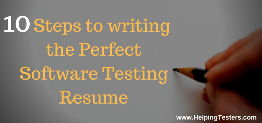QA resume, QA sample resume, QA resume for freshers, Software tester resume, software testing resume