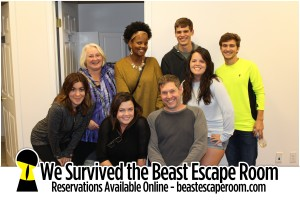 Survived Beast Escape Room