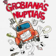 Book now for Grobiana's Nuptials