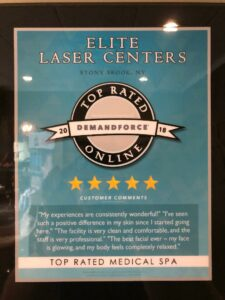 about us, voted best med spa in 2018