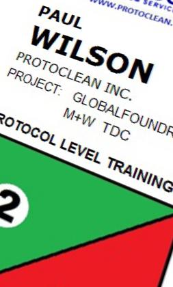 Protocol Badge