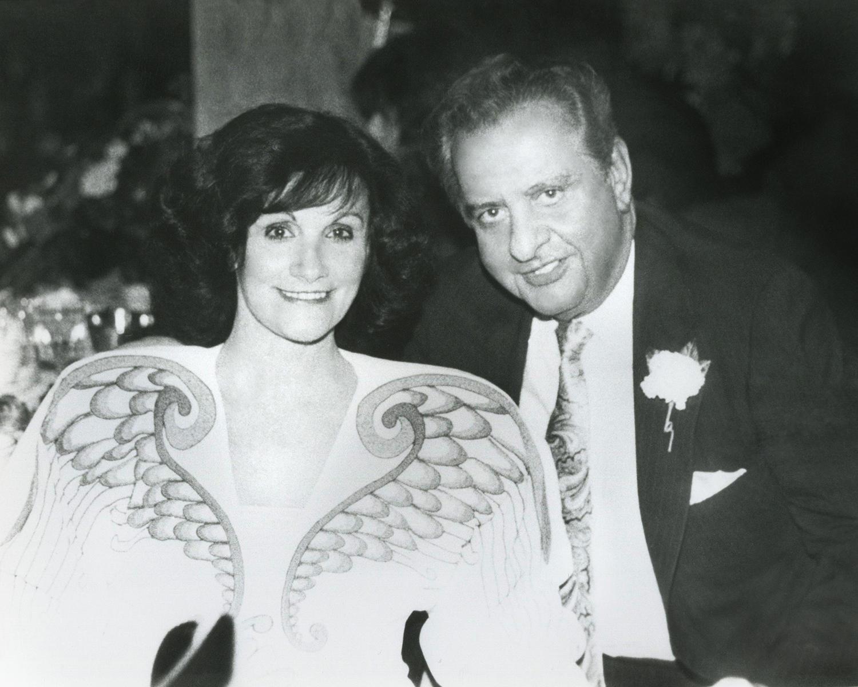 Daisy Monzo in 1988 celebration