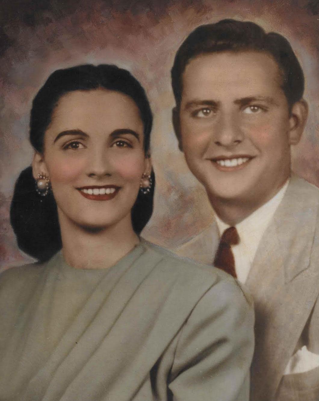 Al and Daisy Monzo, 1949