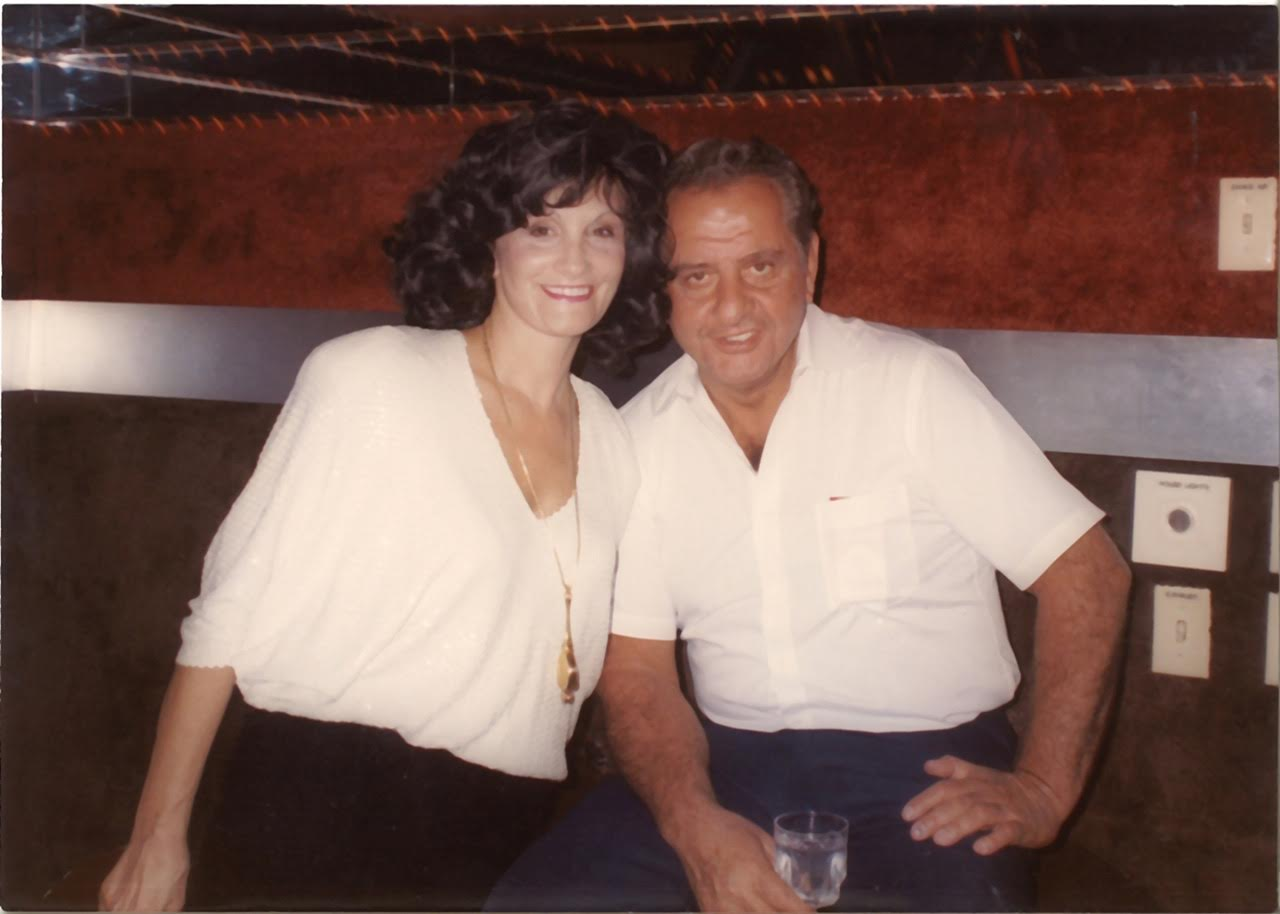 Al and Daisy Monzo in 1988