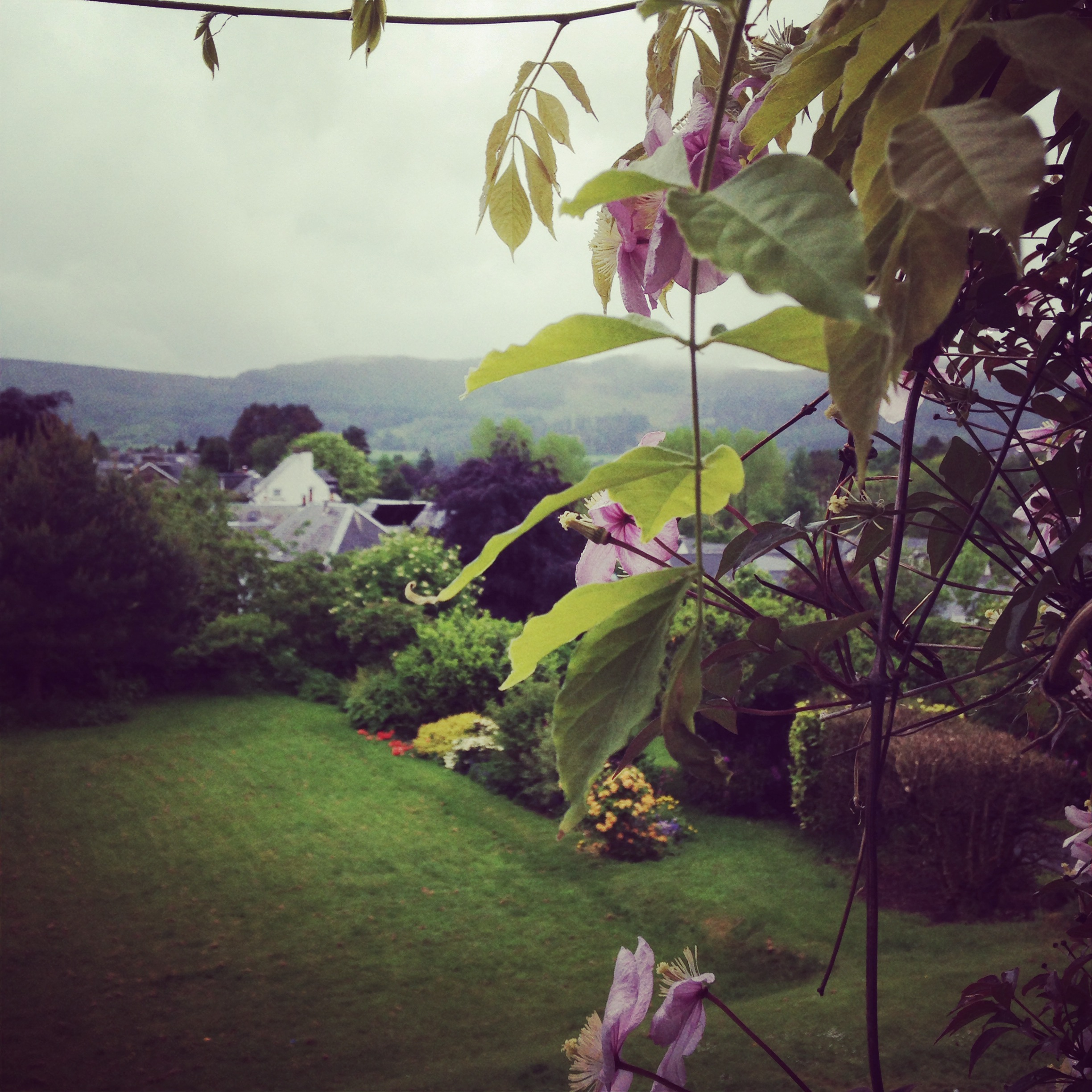 A lovely day spent in Pitlochry
