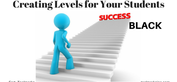 Leveling Learning for Success – Black