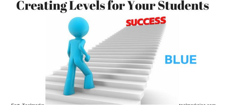 Leveling Learning for Success: Blue