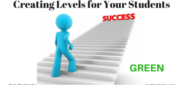 Leveling Learning for Success: Green
