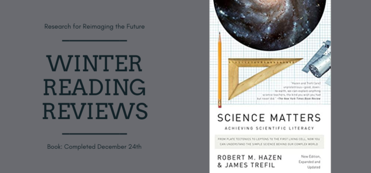 Winter Reading Review: Science Matters